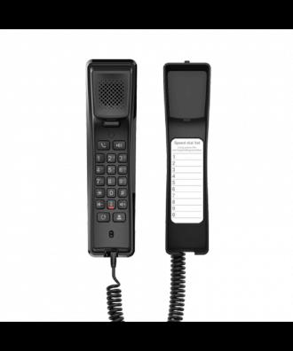 IP Telefoon H2U-B Zwart