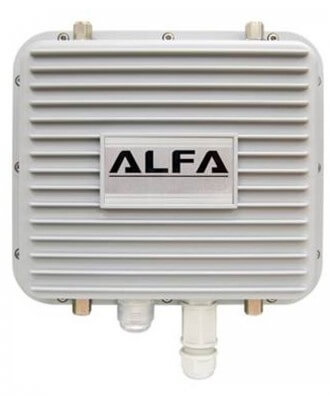 Alfa MatrixPro High Power Outdoor AP Dual-Radio (2,4 + 5 GHz)