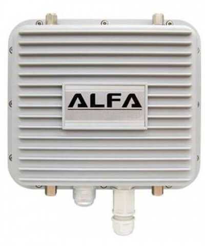 Alfa MatrixPro High Power Outdoor AP Dual-Radio (2,4 + 5 GHz)