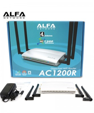 Alfa AC1200R WiFi High Power AP/Router