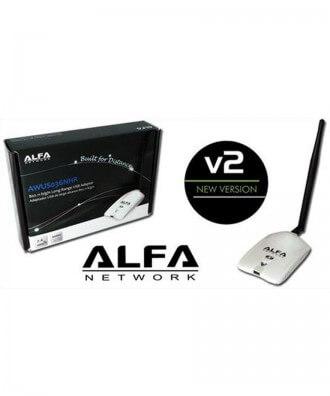 Alfa AWUS036NHR HighPower WiFi USB-adapter