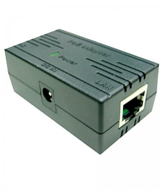 Alfa APOE02 universele Power over Ethernet Injector