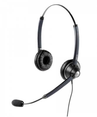 Jabra BIZ 1900 STEREO QuickDisconnect bedrade headset