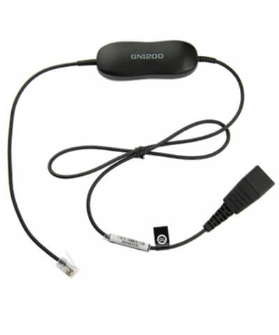Jabra GN1200 QuickDisconnect verloopkabel lang