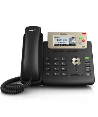 Yealink SIP-T23P 3-lijns Business IP Phone excl. voedingsadapter