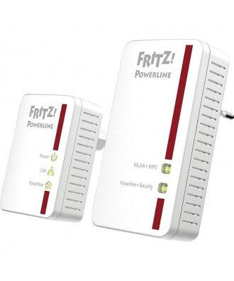 FRITZ!Powerline Startkit 510E + 540E Startkit