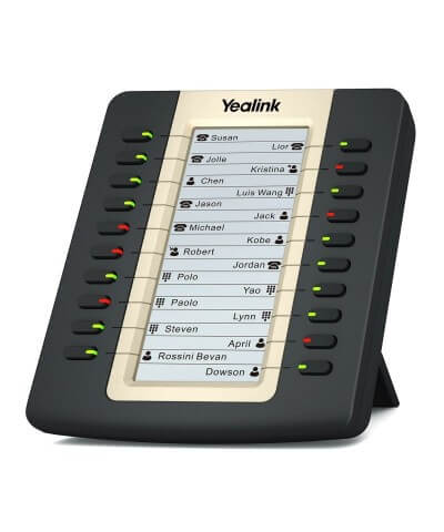 Yealink EXP20 LCD-Expansion Module voor T27x/T29G