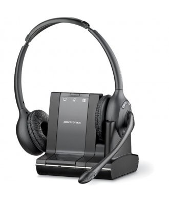 Plantronics Savi W720 STEREO DECT draadloze headset