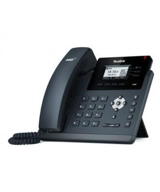 Yealink SIP-T40P 3-lijns IP Phone excl. voedingsadapter