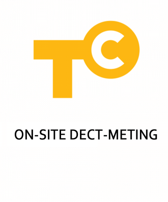 On-Site DECT-metingservice (dagdeel)