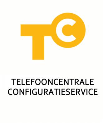 TC Configuratie telefooncentrale