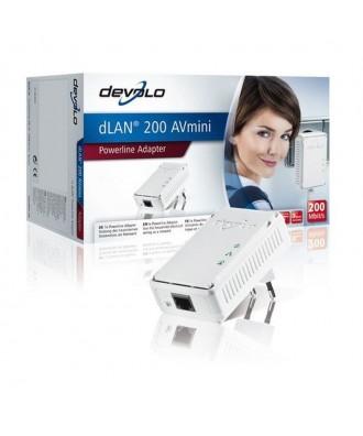 Devolo DLAN 200 AV mini Starter Kit