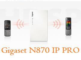 Gigaset Pro N870 IP Pro - Multicell DECT oplossingen