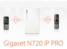 Gigaset Pro N720 IP Pro - multicell dect oplossingen